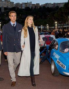 Beatrice Borromeo 2014 | Jan 2014. Pierre Casiraghi and Beatrice Borromeo look loved-up at ...