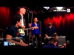 Gaëtan Roussel en live pour le Figaro ! Orpailleur déjà disponible