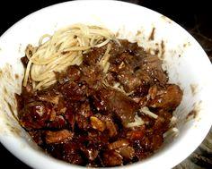 ANDY'S Beef Bourguignon