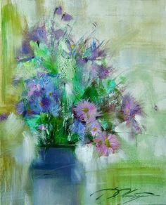 Russian Artist, Russian Painter, Paintings, Genre Painting, Landscape, Still life, Still life Paintings, Flower Paintings, Music, Impressionist Painter, Denis Oktyabar