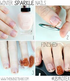 FREE #SallyHansen Salon Manicure nail polish, when you buy 3 #UbyKotex products at #Target. Try this #nailart