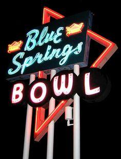 Blue Springs Bowl, Kansas City
