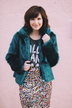 Kaylee of Kaylee Daily in the Glamorous Furred Lines Faux Fur Jacket    Get the jacket: http://www.nastygal.com/clothes-outerwear-faux-fur/glamorous-furred-lines-faux-fur-jacket?utm_source=pinterest&utm_medium=smm&utm_term=ngdib&utm_content=nasty_gals_do_it_better&utm_campaign=pinterest_nastygal