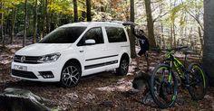VW Caddy una camioneta 100% Familiar