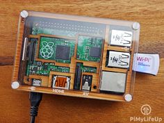 A Raspberry Pi WiFi bridge is one of the best ways of providing internet access to a device that only supports an Ethernet connection.