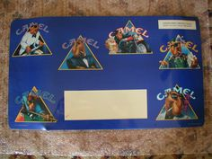 Joe Camel Poster Sign Cigarette Vintage 12 X 21  Counter Display Bar Pool  from $19.0 Counter Display, Vintage Bar, Bar Signs, Camel, Poster, Ebay, Camels, Posters, Billboard