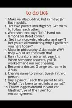 List of fun sexual things to do
