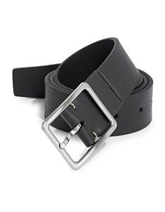 Shop Calvin Klein Pebbled Leather Belt-black from stores. Five-notch belt tailored from pebbled leather. Width, about Genuine leather. Calvin Klein Men, Black Belt, Pebbled Leather, Mens Fashion, Accessories, Shopping, Collection, Style, Man Fashion