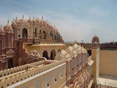 Indien Rundreise originelle architektur in indien