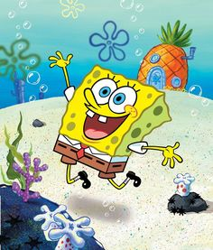 This is by far the only kids show out there that everybody enjoys to watch. I seriously don't know why a sponge under the sea with a dumb star fish friend with a neighbor they bother everyday is entertaining enough for every age. But I'm glad everyone can enjoy it