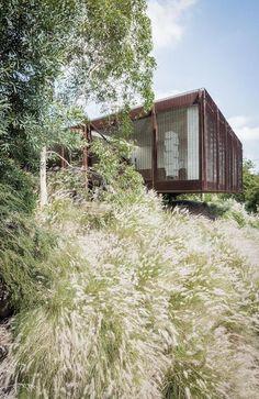 The Kew House, architect Sean Godsell