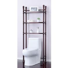 Shop for Monte Carlo Bathroom Space Saver. Get free delivery at Overstock.com - Your Online Furniture Outlet Store! Get 5% in rewards with Club O!