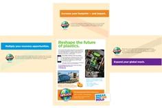 Exhibit Sales Brochure/Prospectus Winners  SPI: The Plastics Industry Trade Association  NPE2012 - The International Plastics Showcase  Over 150,000 nsf #tradeshow #sign #design #IAEE_HQ #IAEE_AOS