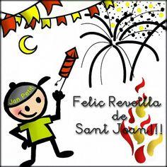 Feliç Revetlla de Sant Joan!!!