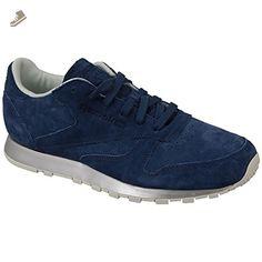 3fb1a7de76e2 Reebok - Classic Leather - V68760 - Color  Navy blue - Size  7.0 - Reebok  sneakers for women ( Amazon Partner-Link)