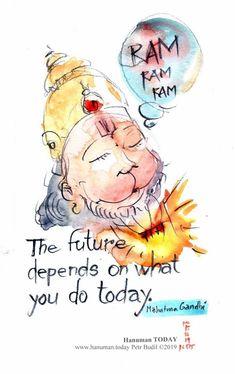 Hindu Deities, Hinduism, Cute Baby Boy Images, Ram Wallpaper, Tantra Art, Lord Hanuman Wallpapers, Hanuman Chalisa, Hanuman Images, Happy Mother Day Quotes