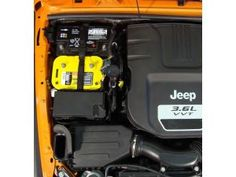 M.O.R.E. Dual Battery Tray for 12-15 Jeep® Wrangler & Wrangler Unlimited JK