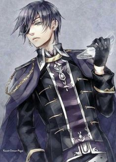 Ciel Phantomhive || Old