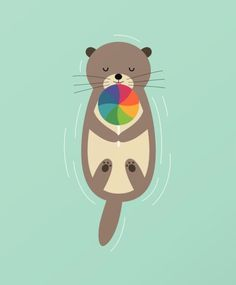 Sweet Otter | Andy Westface