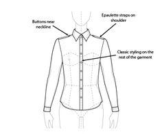 The Epaulette Shirt