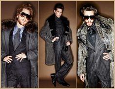 Tom Ford Fall Winter 2012-2013 Menswear Lookbook