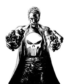 Punisher by X-Treme-Gangsta0820 on @DeviantArt