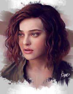 Hannah Baker Fanart by OddVisuals.deviantart.com on @DeviantArt