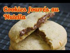 Recette Cookies fourrés au Nutella comme chez Starbucks