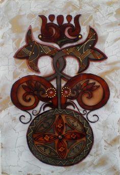 Dávid Júlia festőművész honlapja | Galéria | Üvegkompozíciók David, Julia, Stained Glass, Decorative Plates, Tiffany, Paintings, Paint, Painting Art, Painting