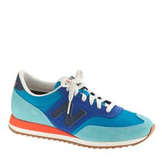 just bought these! J.Crew - Women's New Balance® for J.Crew 620 sneakers