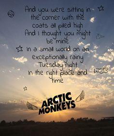 Arctic Monkeys - Knee socks #arcticmonkeys