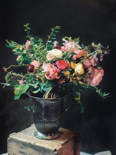 Amy Osaba Flower Workshop #bouquet #flowerworkshop