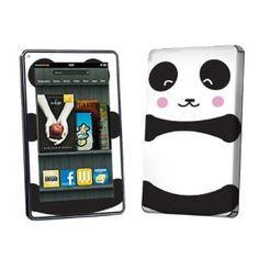 Amazon.com: Big Panda Vinyl Decal Protection Skin Amazon Kindle Fire: Cell Phones & Accessories