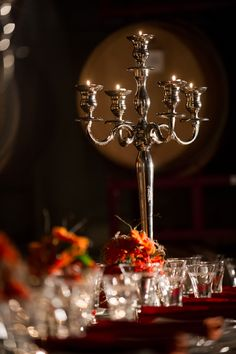 Romantic Barrel room #rutherfordranchwinery #barrelroom #events #wine #wedding