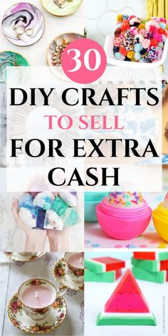 Easy Things To Make And Sell For Money: The Most Profitable DIY Crafts | Glory of the Snow