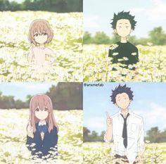 Este anime, que es una pelicula, esta re buena!  La recomiendo!