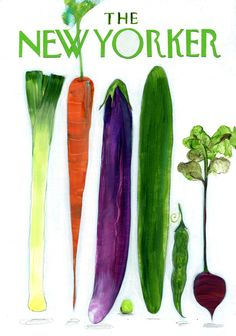 Blown Covers, Vegetables' by Shelley Davies