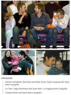 In conclusion: I wish I was Sean Astin's daughter. <----- hahahahahaha.....:P