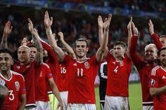 Wales players have shown great team spirit Wales Euro 2016, Welsh Football, Cardiff City, Great Team, S Man, Instagram Posts, Adventure, Spirit