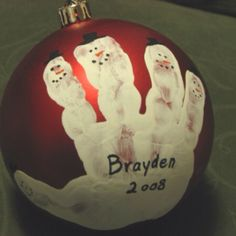 Christmas decoration: I know it's Jan. but it's never to early to make lists for next year.