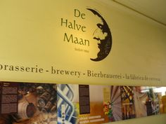 De Halve Maan is an excellent brewery and restaurant in Bruges Belgium  www.traveladept.com