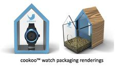 Backed on Kickstarter but keeps getting cooler, now with a package that turns in to a birdhouse!