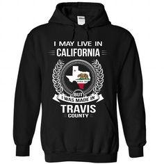Ca - Travis - #best friend shirt #cool sweater. SECURE CHECKOUT => https://www.sunfrog.com/No-Category/California--Travis-5097-Black-Hoodie.html?68278