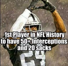 24 Charles Woodson Oakland Raiders Fans 684041197