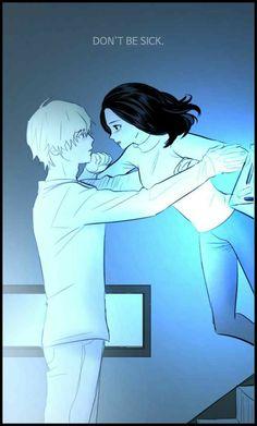My boo comic My Ghost, Webtoon Comics, My Boo, Kenma, Anime Artwork, Light Novel, Disney Pixar, Manhwa, Art Reference