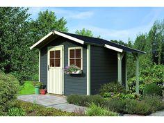 Schaff' Ordnung in Deinem Außenbereich und genieß' vielfältige Stauraummöglichkeiten für Deine Geräte und Gartenmöbel mit dem Holz-Gartenhaus Wien. Zu bestellen auch im OBI Online-Shop.
