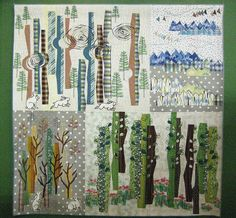 An Illustrated Diary from the Forest, via Flickr.