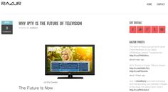 Why IPTV Is The Future Of Television