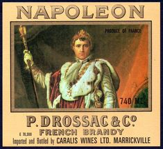 Co E, Jeanne D'arc, Napoleon, Wines, Ads, Knight, Alcohol, History, Military Personnel