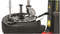 What to look for in a tyre changing machine or balancer